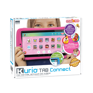 Kurio tablet connect in verpakking