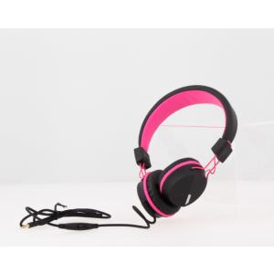 Hoofdtelefoon roze