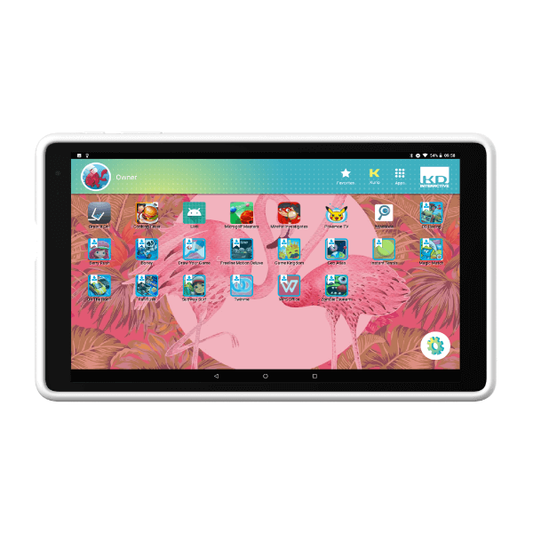 Xl formaat kurio tablet