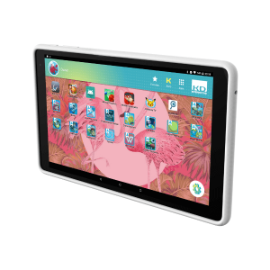 Groot formaat kurio tablet