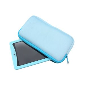 Kurio sleeve blauw met tablet