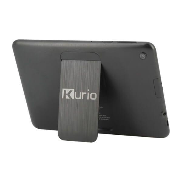 Kurio tablet achterkant zonder blauwe bumper