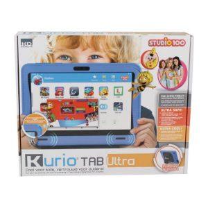 Kurio tablet blauw in verpakking