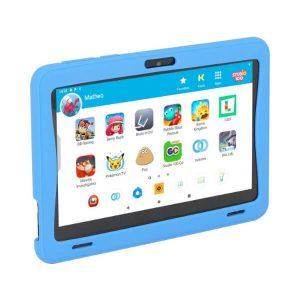 Kurio tablet voorkant blauw