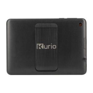 Kurio tablet achterkant